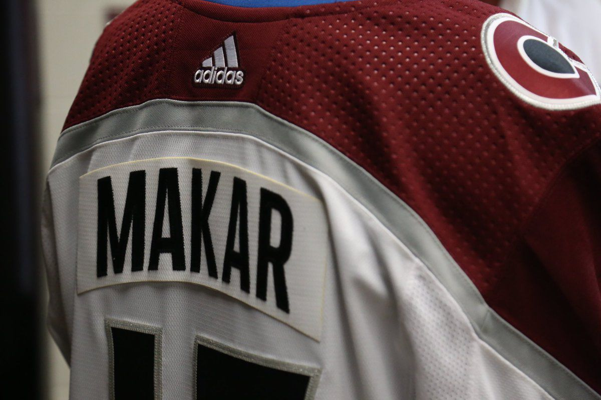 46a829d9 Let's Talk About the New Avalanche Sweaters - Mile High Hockey