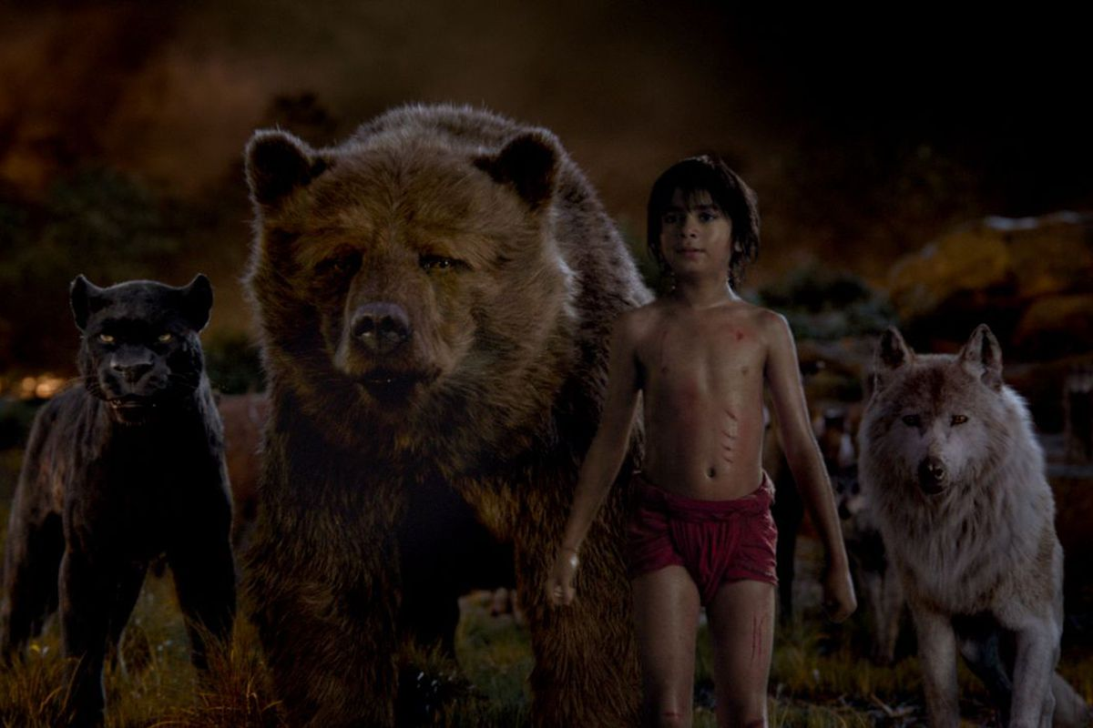 Image result for jungle book