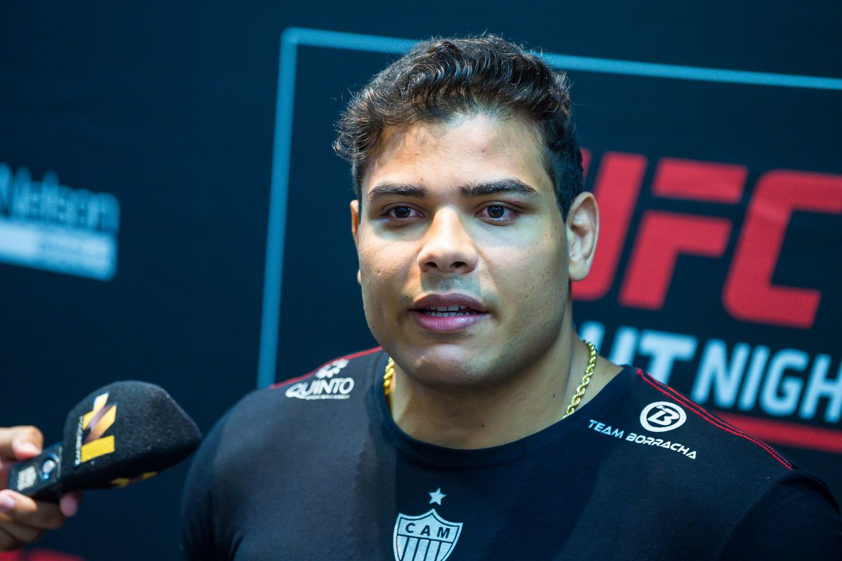 MMA: UFC Fight Night-Brasilia