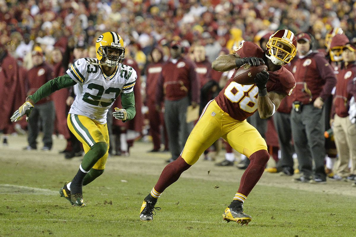 NFL: NFC Wild Card-Green Bay Packers at Washington Redskins