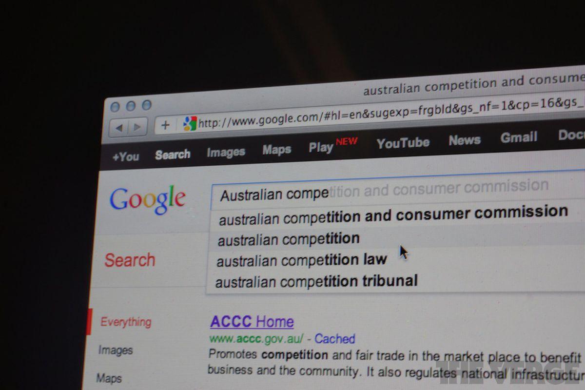 google accc