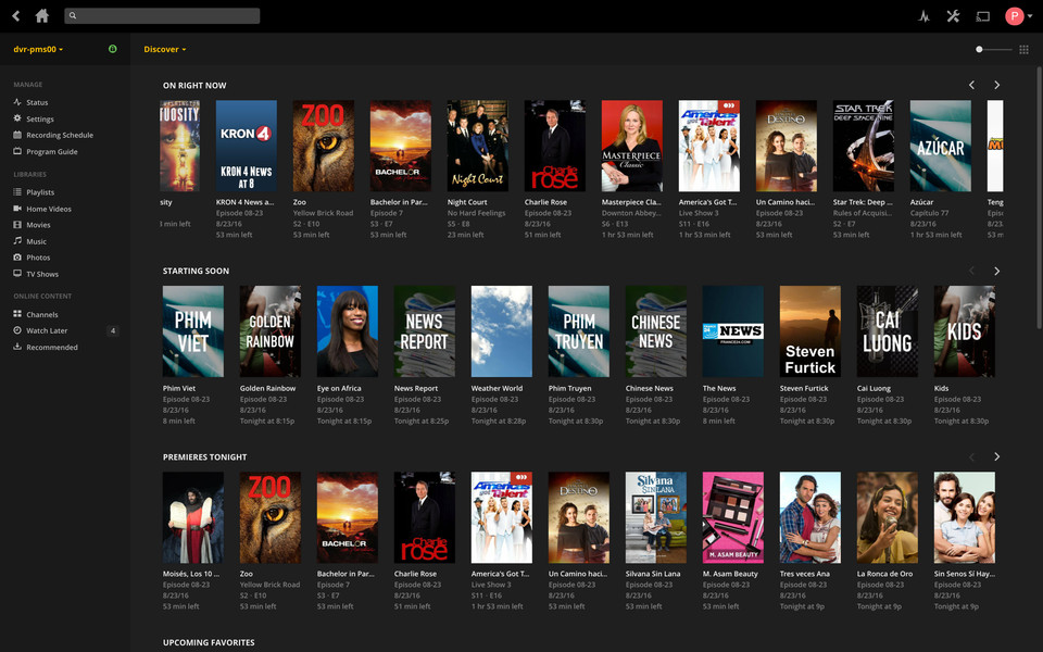 Plex DVR is here - The Verge