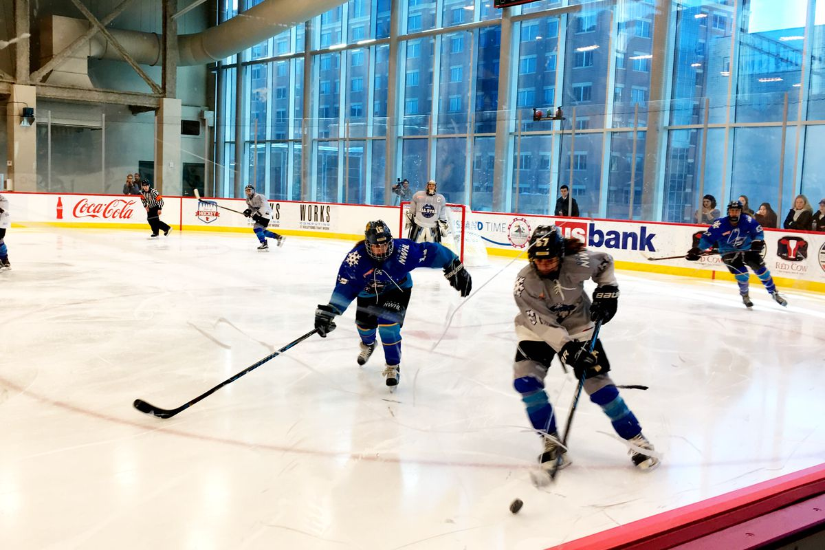 2e807c3b3ca The NWHL will be in Minnesota for more than just the 2018 All-Star Game