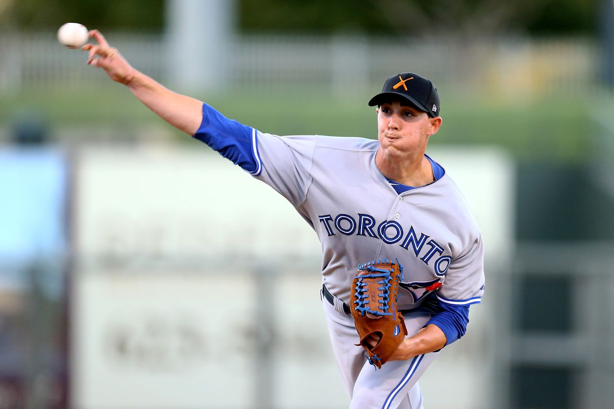 Aaron Sanchez and his circle change lead the way for the Blue Jays