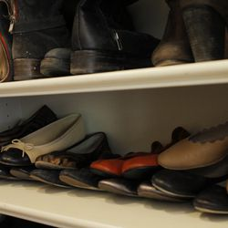 """""""I have a lot of ballet flats. Chanel and Lanvin are my favorite."""""""