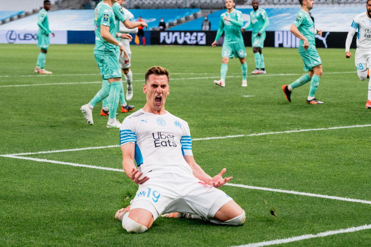 Olympique Marseille v Angers SCO - Ligue 1