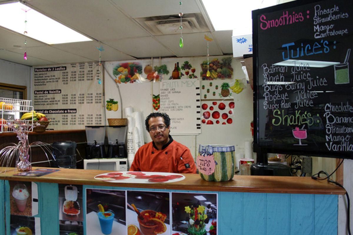 La Mexicana Bakery in Austin.