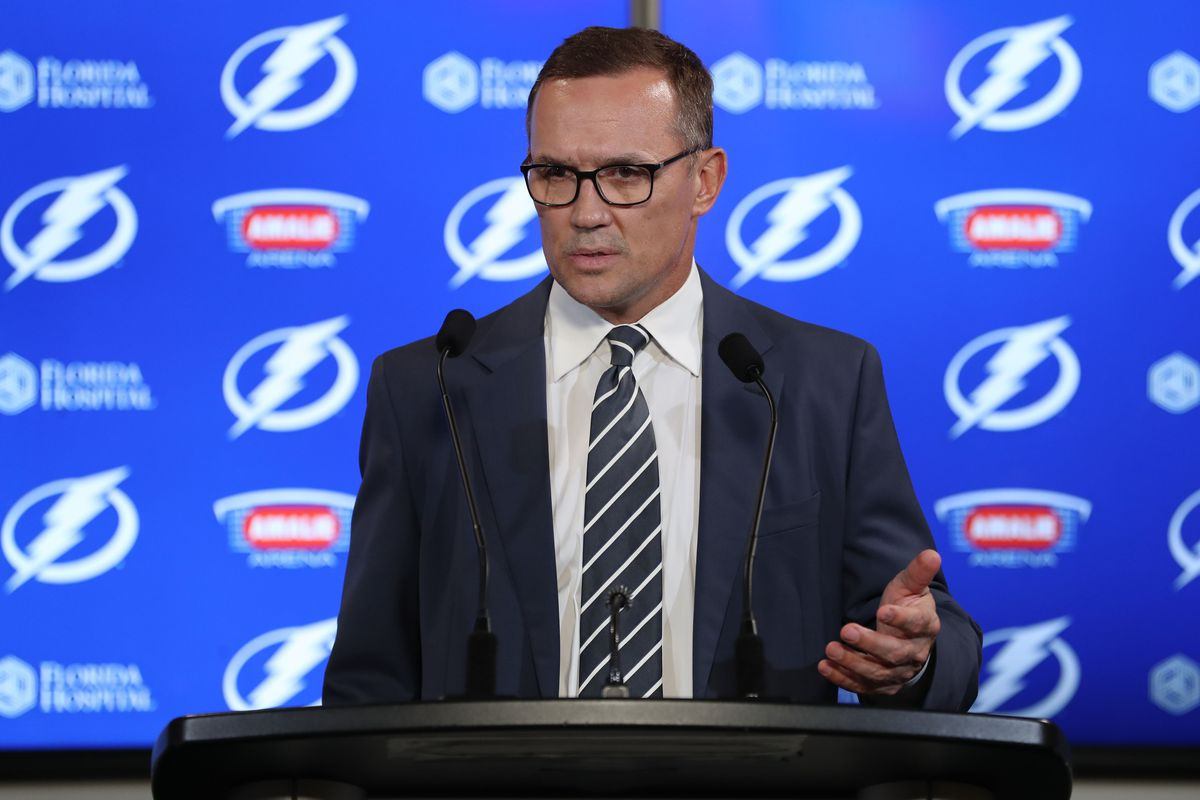 Steve Yzerman and the versatility of contract clauses - Raw Charge f95221027f5b