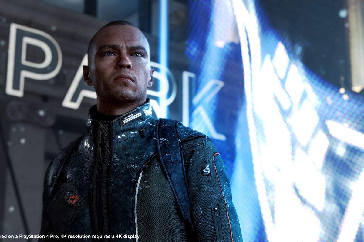 Detroit: Become Human review: a beautiful vision of the future gets stuck  in the past