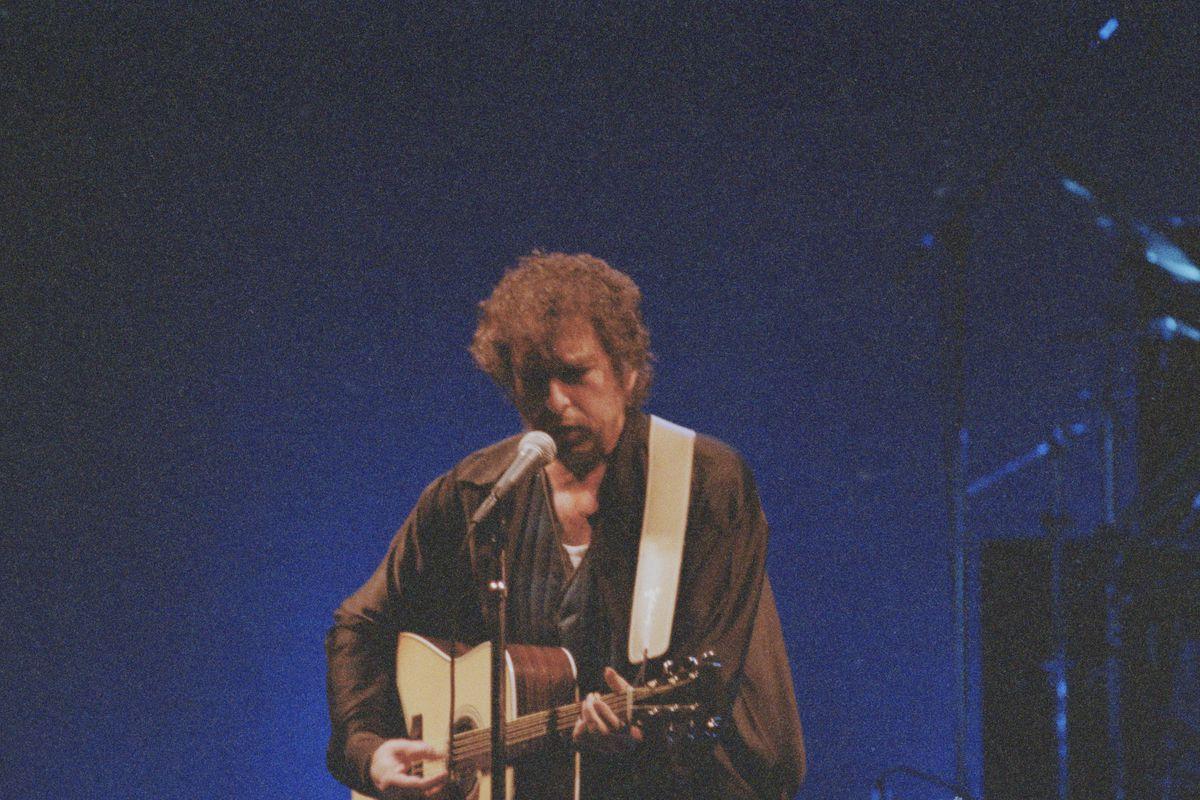 Bob Dylan At Hammersmith Apollo