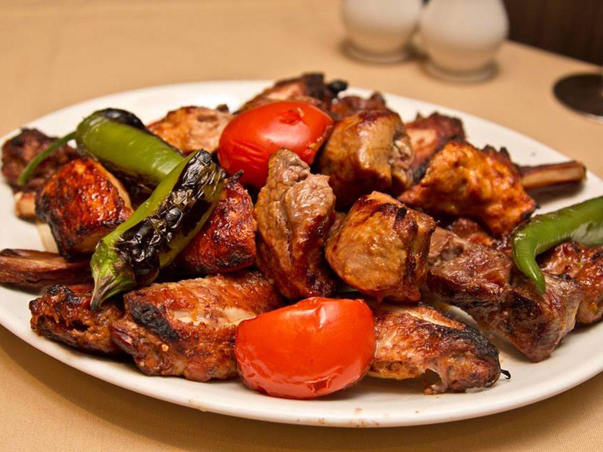 Meze Mangal Turkish grill restaurant in Brockley