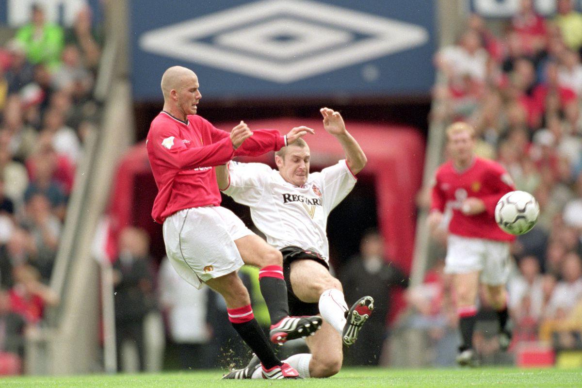 David Beckham, Darren Holloway