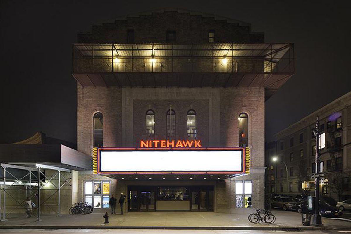 Nitehawk Prospect Park's exterior