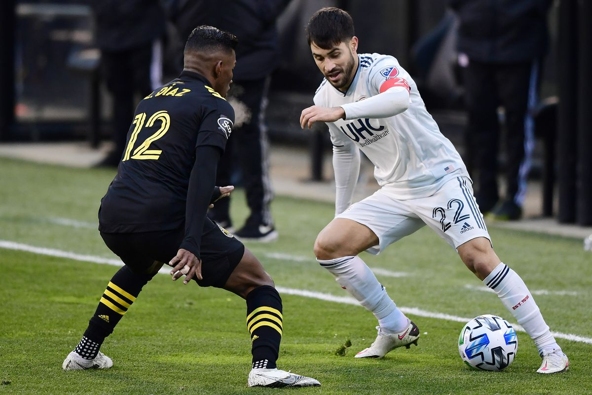New England Revolution v Columbus Crew SC: Eastern Conference Final - MLS Cup Playoffs
