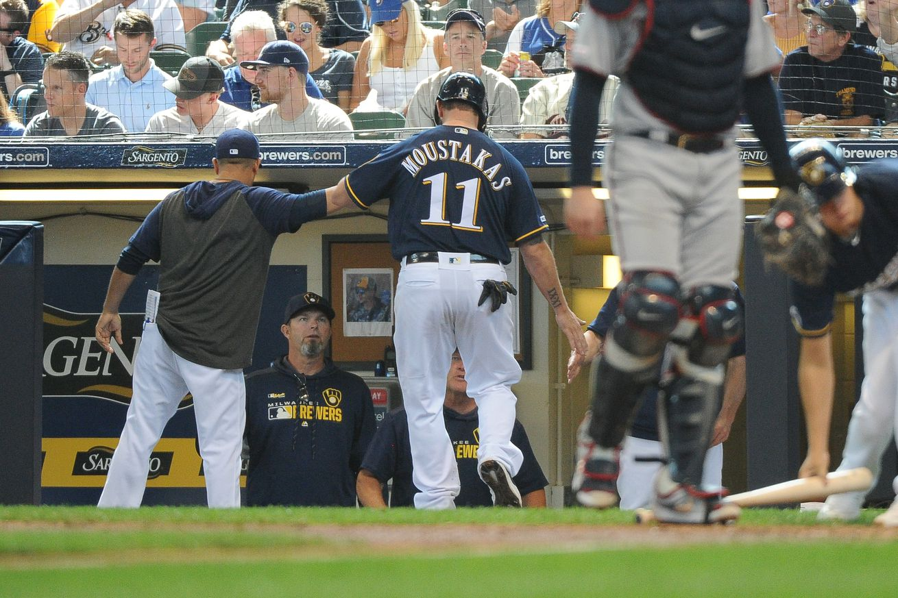 MLB Trade Rumors and News: Brewers dodge bullet as x-rays negative on Moustakas' hand