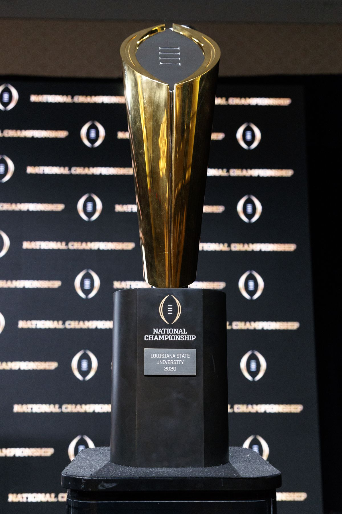 College Football Playoff National Championship - Winning Press Conference Conference