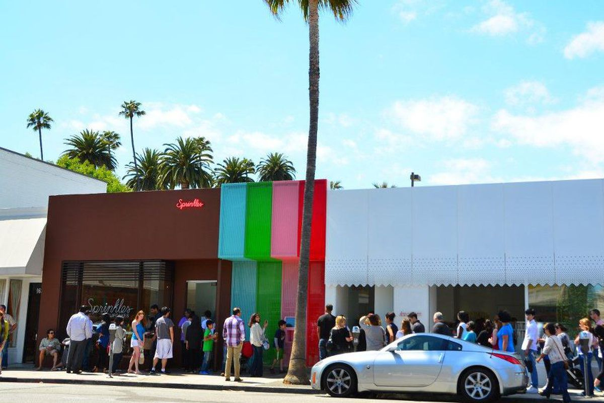Los Angeles-Based Sprinkles Cupcakes Is Headed for 12 South