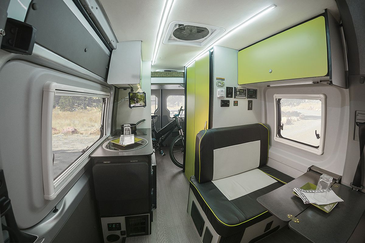 Winnebagos new Revel camper van is not your grandfathers