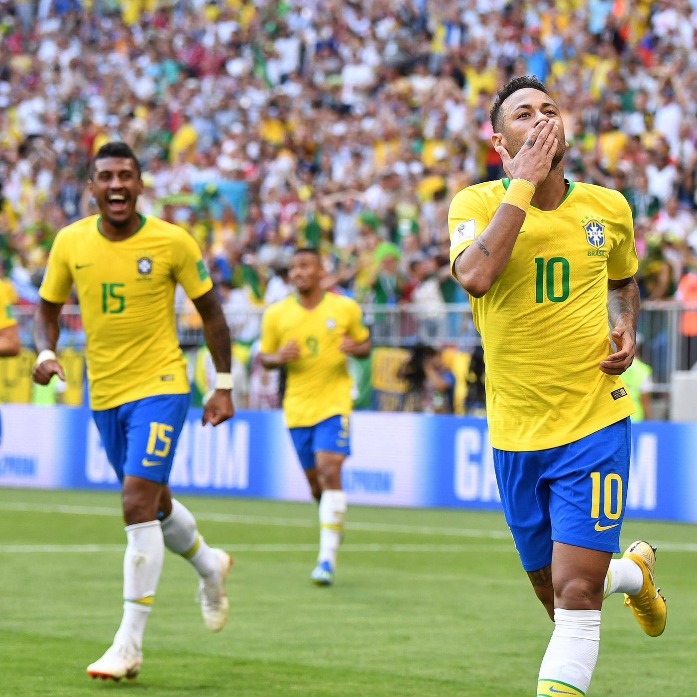 France, Brazil betting favorites on Friday World Cup odds - SBNation com