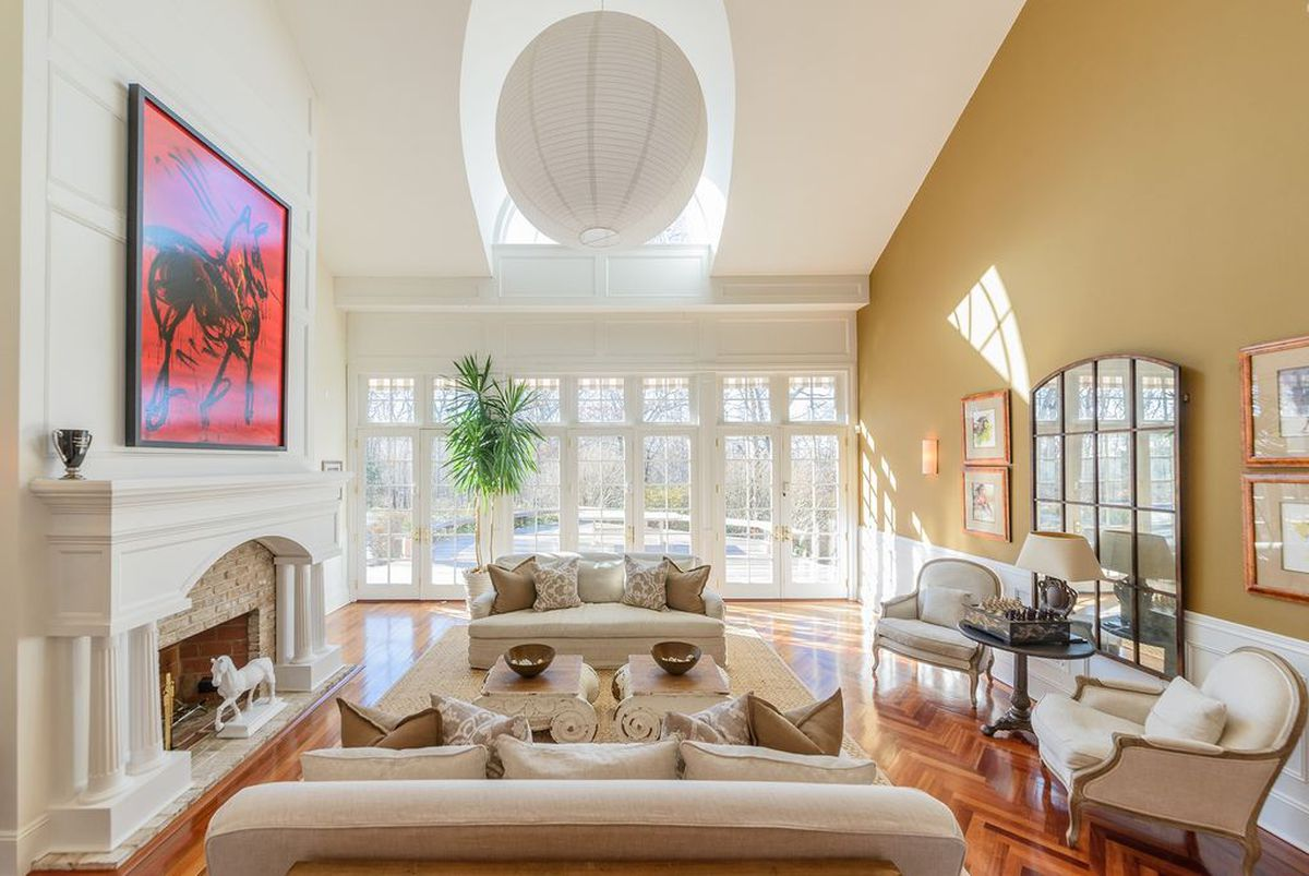 How much for a Mediterranean-style estate in Southampton? - Curbed ...