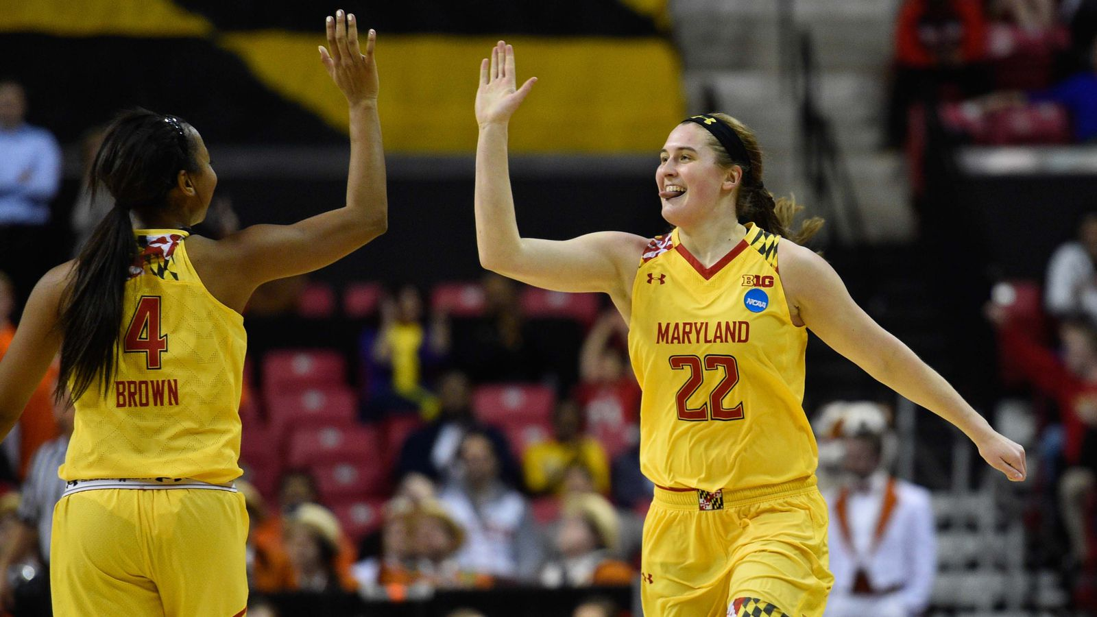 Maryland women's basketball: Sweet for the 13th time taming Tigers, 85-70 - Testudo Times