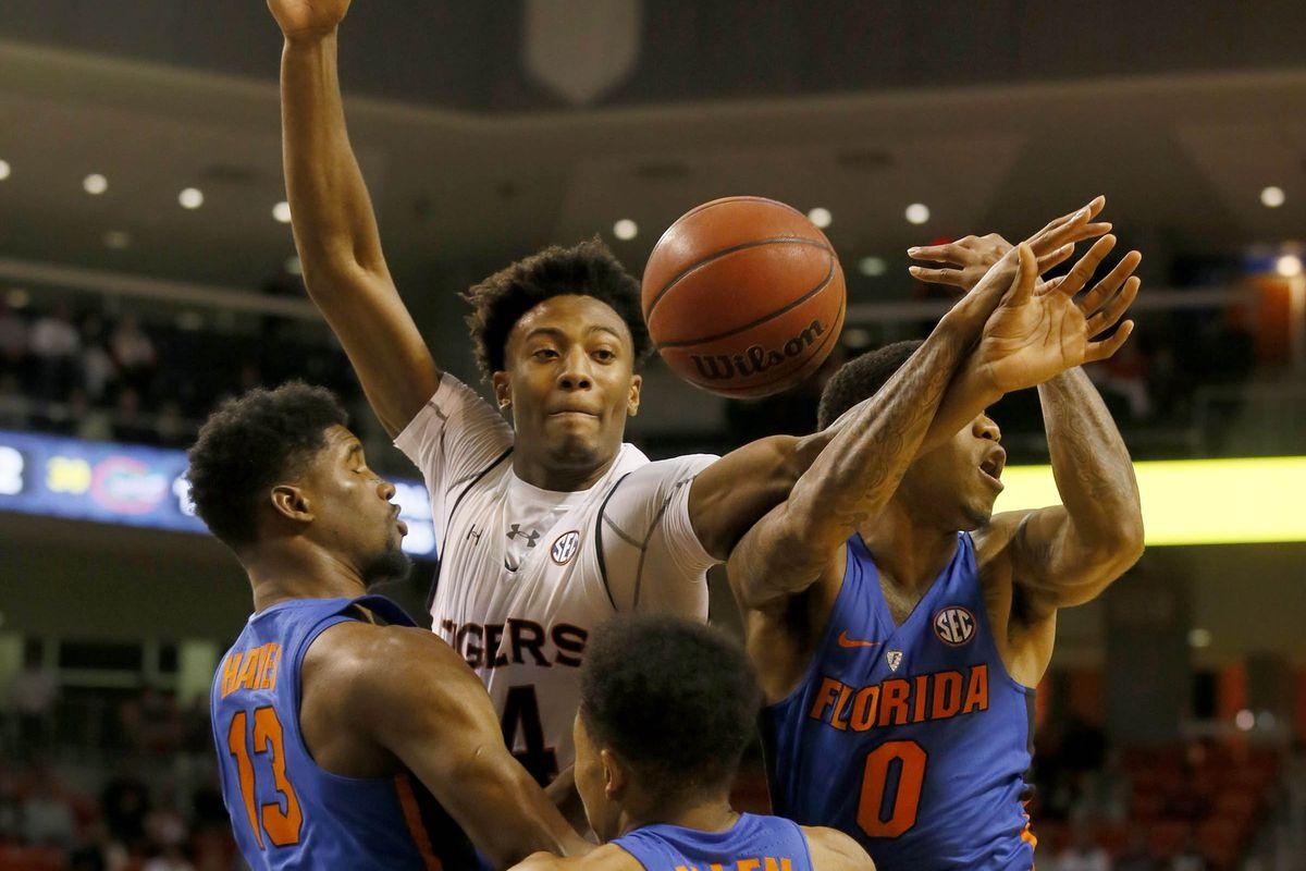 NCAA Basketball: Florida at Auburn