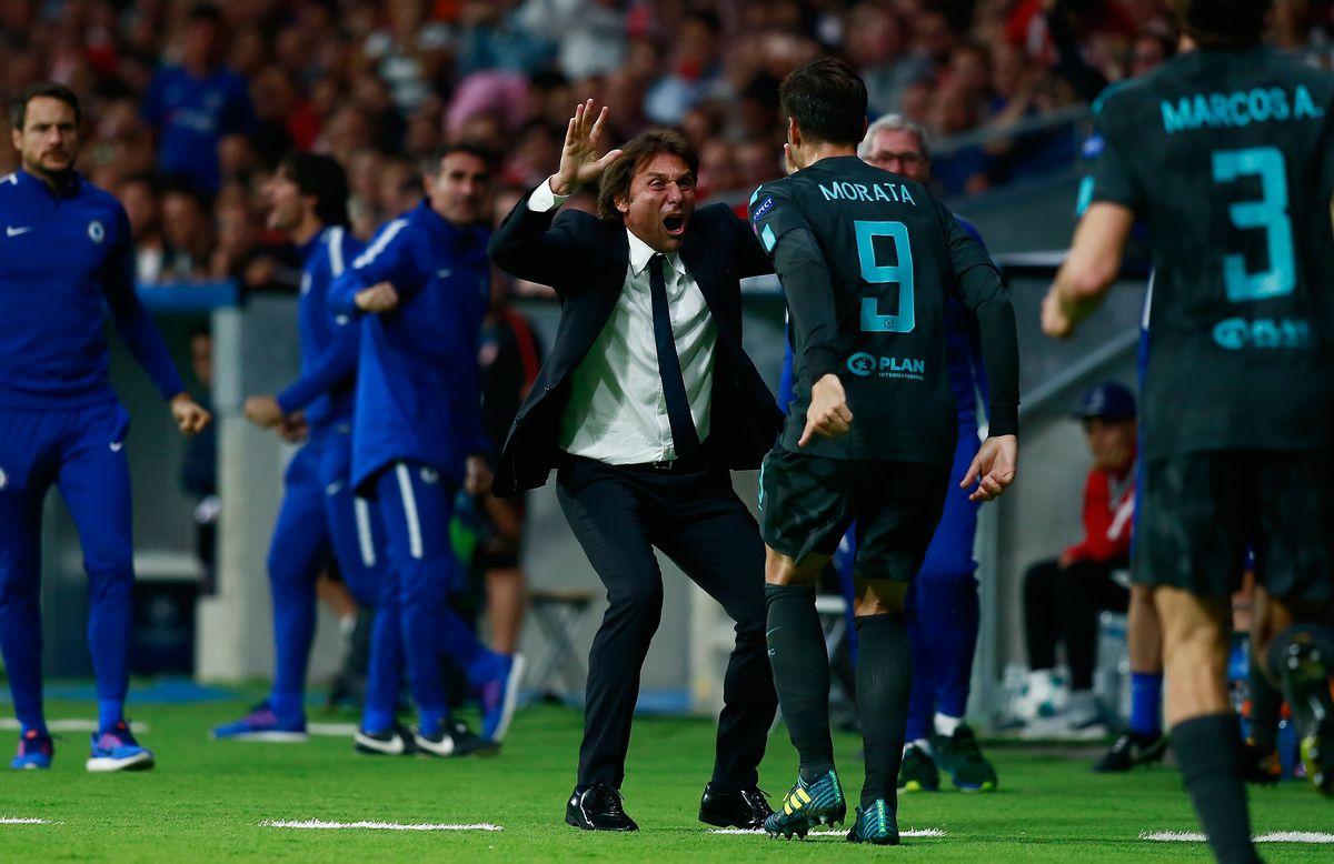 Atletico Madrid v Chelsea FC - UEFA Champions League