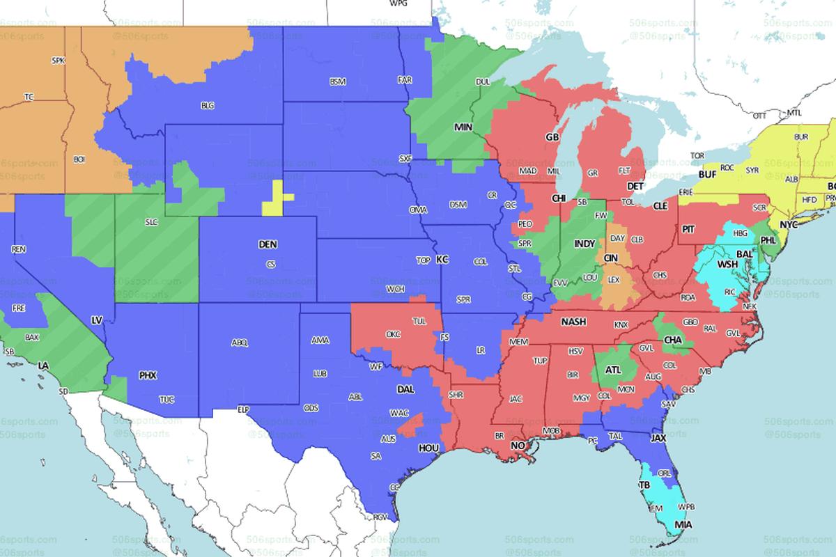 Jacksonville Jaguars vs. Kansas City Chiefs: Week 1 TV ...