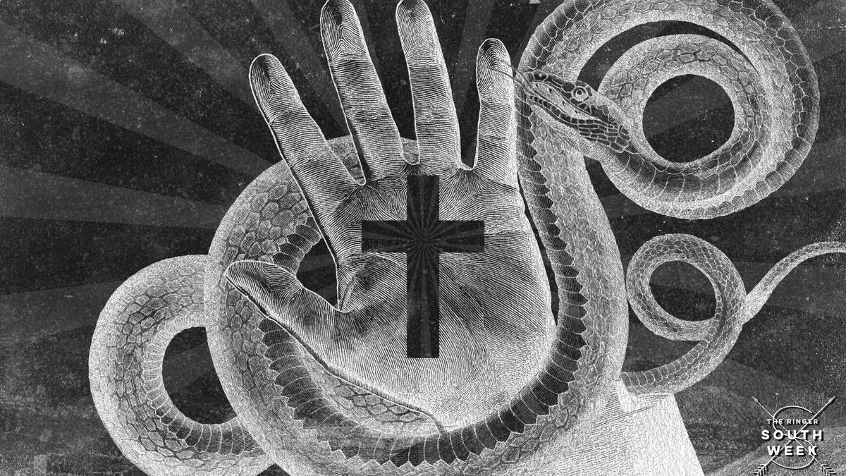 Touching death the turbulent life of one of americas last snake getty imagesringer illustration biocorpaavc Choice Image