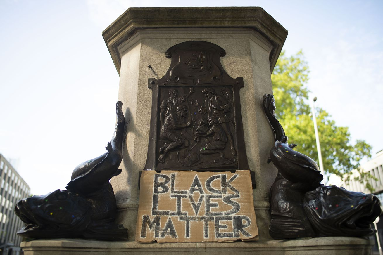 Black Lives Matter Movement Heralds Changes To Bristol's Slave Trade Legacy