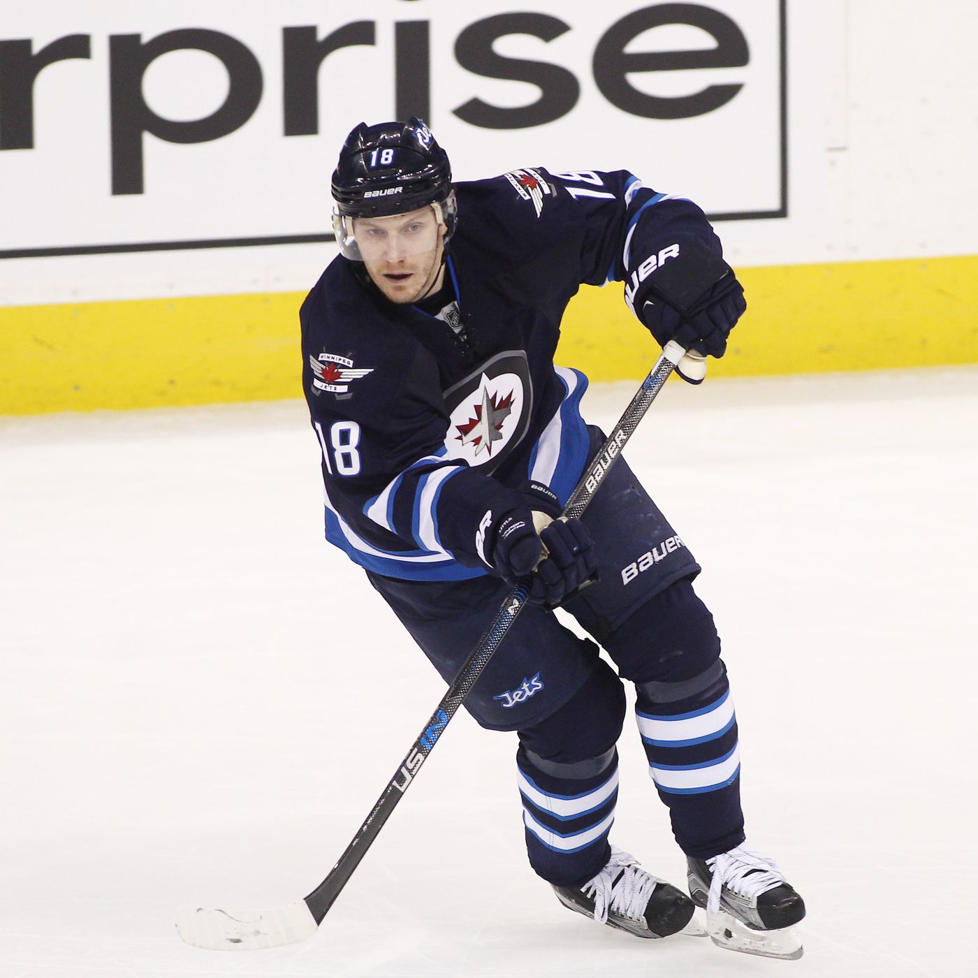 Game #25 GDT: New Jersey Devils at Winnipeg Jets - Arctic
