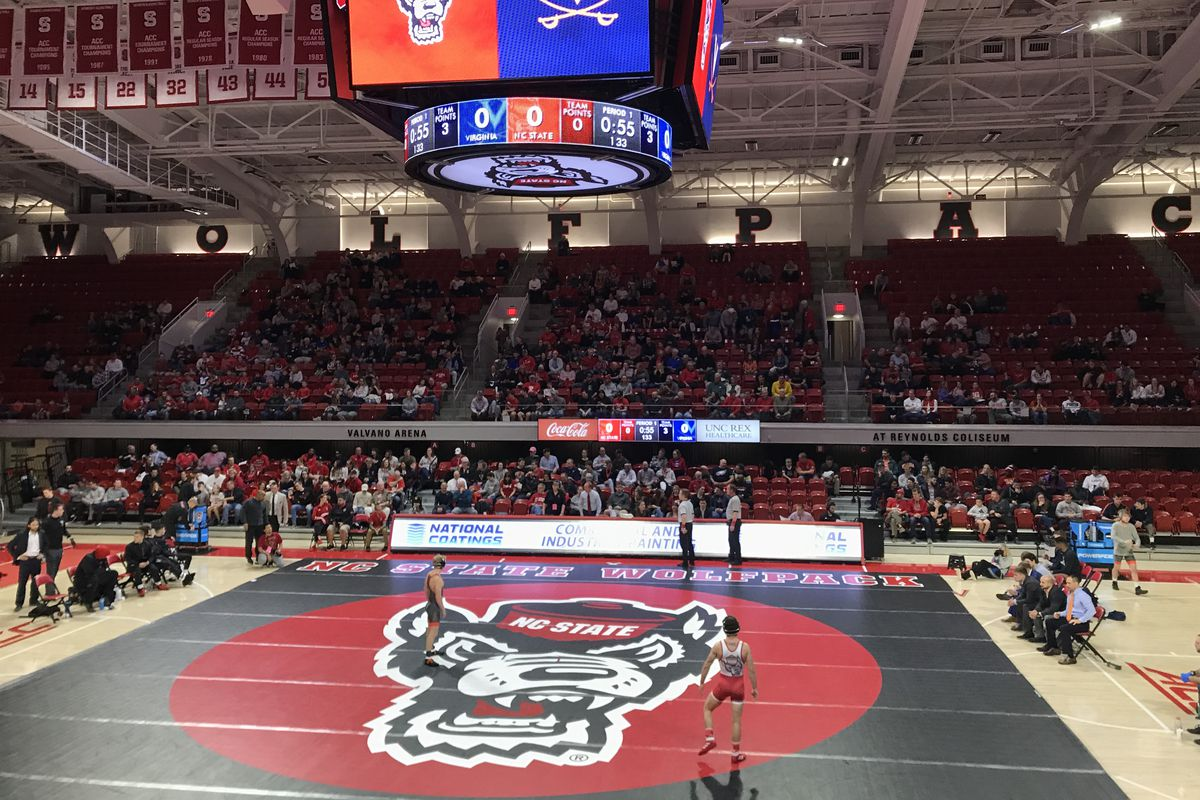 #5 PackWrestle has big night, opens ACC action with win over Virginia