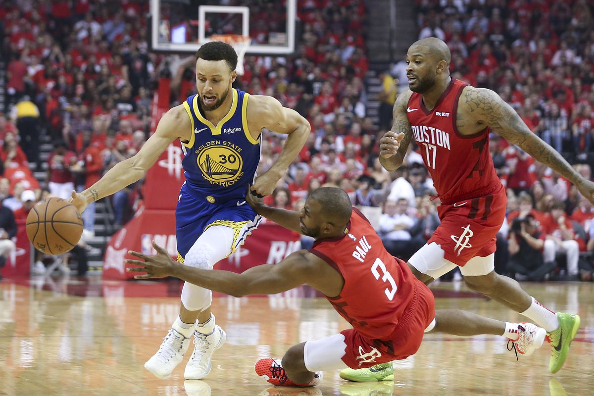 Warriors vs. Rockets, Game 6 final score: Steph Curry ...Rockets Game