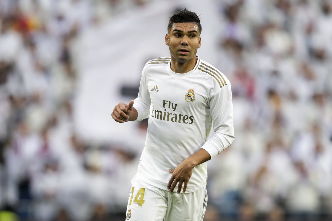 Casemiro: ?Jovi??spass deserves the accolades, it was a Hollywood pass?