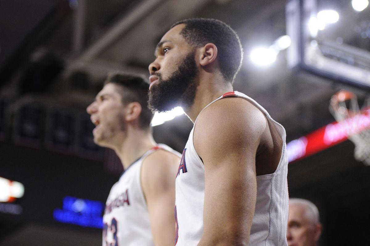 NCAA Basketball: Creighton at Gonzaga