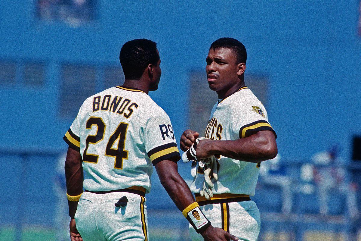 Pittsburgh Pirates Bonds and Bonilla