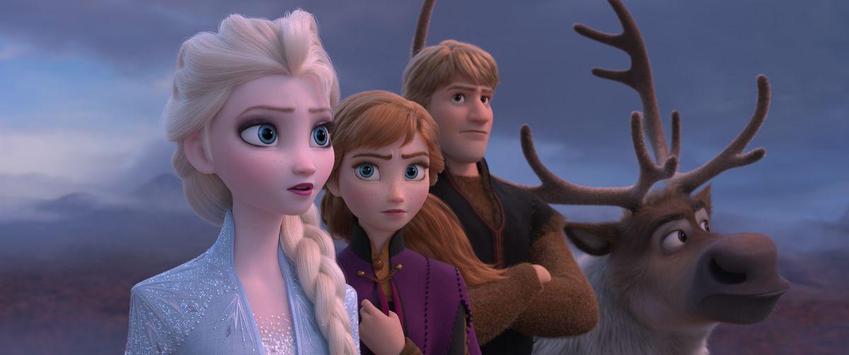 frozen 2 trailer teaser