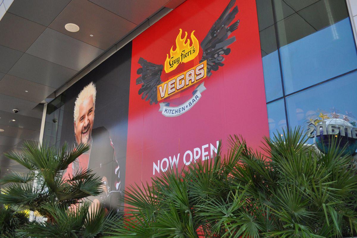 the full menu u0026 prices at guy fieri u0027s vegas kitchen u0026 bar eater