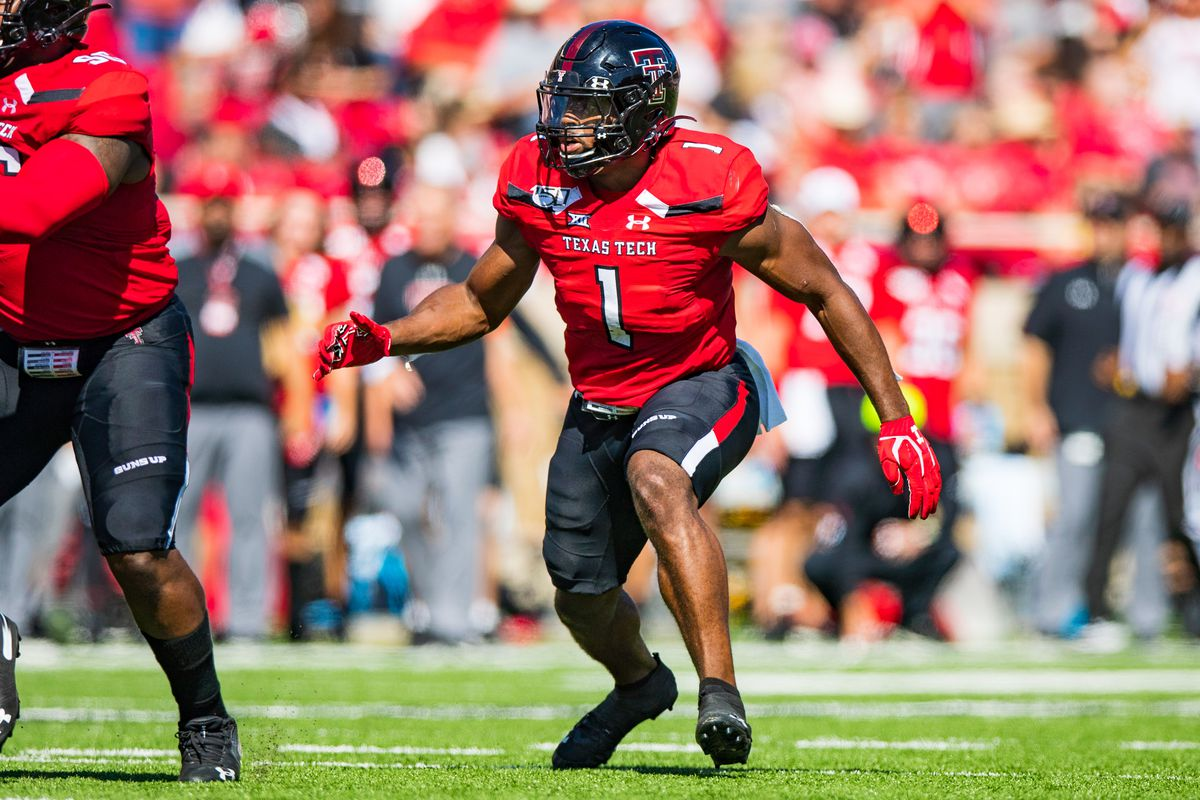 Why the Seahawks selected LB Jordyn Brooks of Texas Tech in the ...
