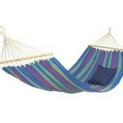 "<a href=""http://www.target.com/c/hammocks-swings-patio-accessories/-/N-5xtoy#?lnk=nav_t_spc_7_inc_5_4""> Target Aruba striped hammock,</a> $54.95 target.com"