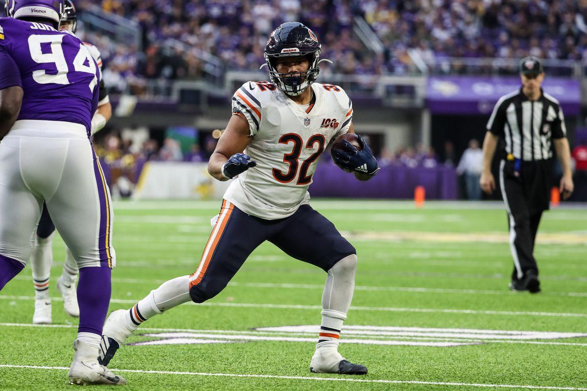 NFL: Chicago Bears at Minnesota Vikings
