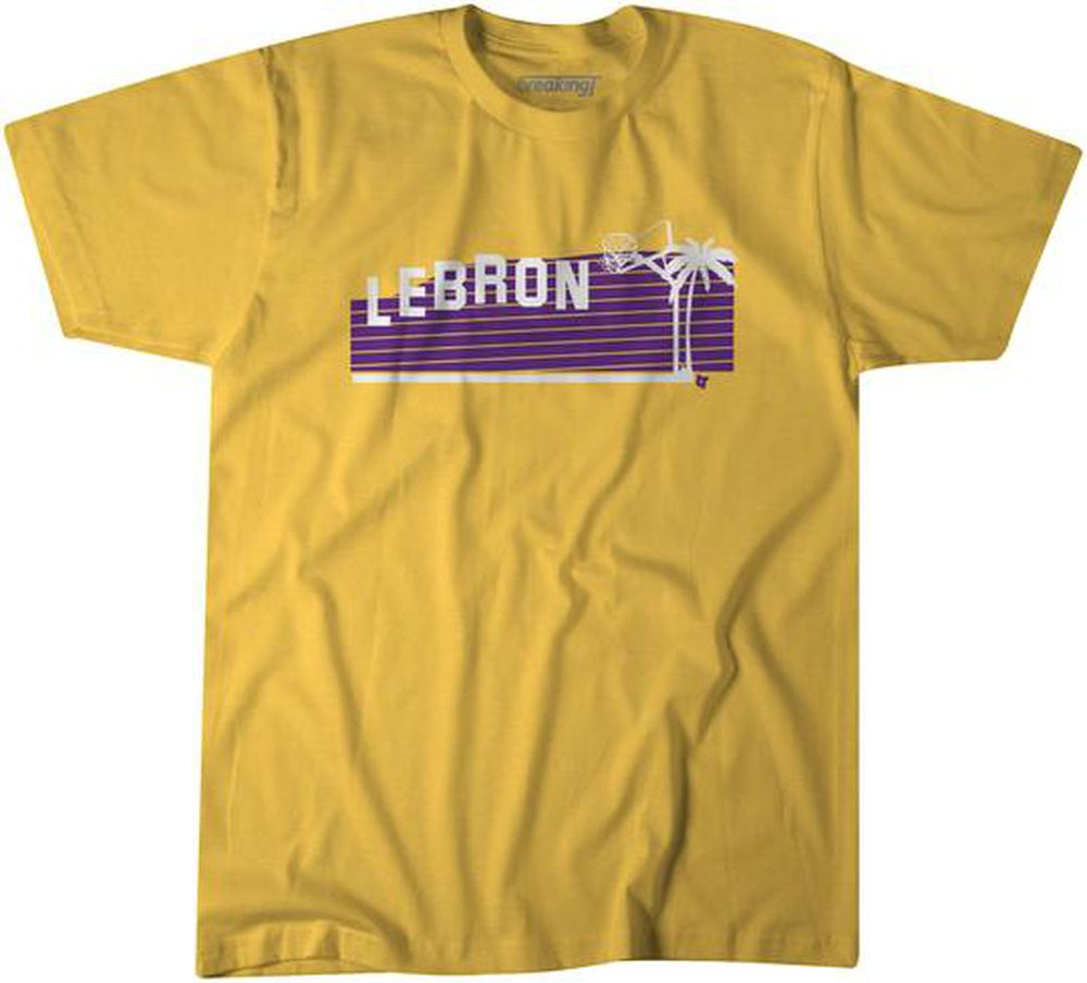 innovative design 043d3 69459 Where you can get new Los Angeles Lakers and LeBron James ...