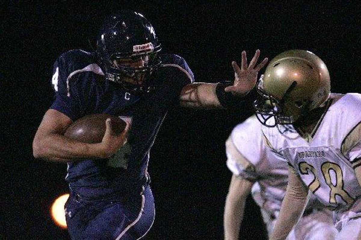 The Colorado Buffaloes first commitment in 2010, QB Danny Spond - via Rocky Mountain News