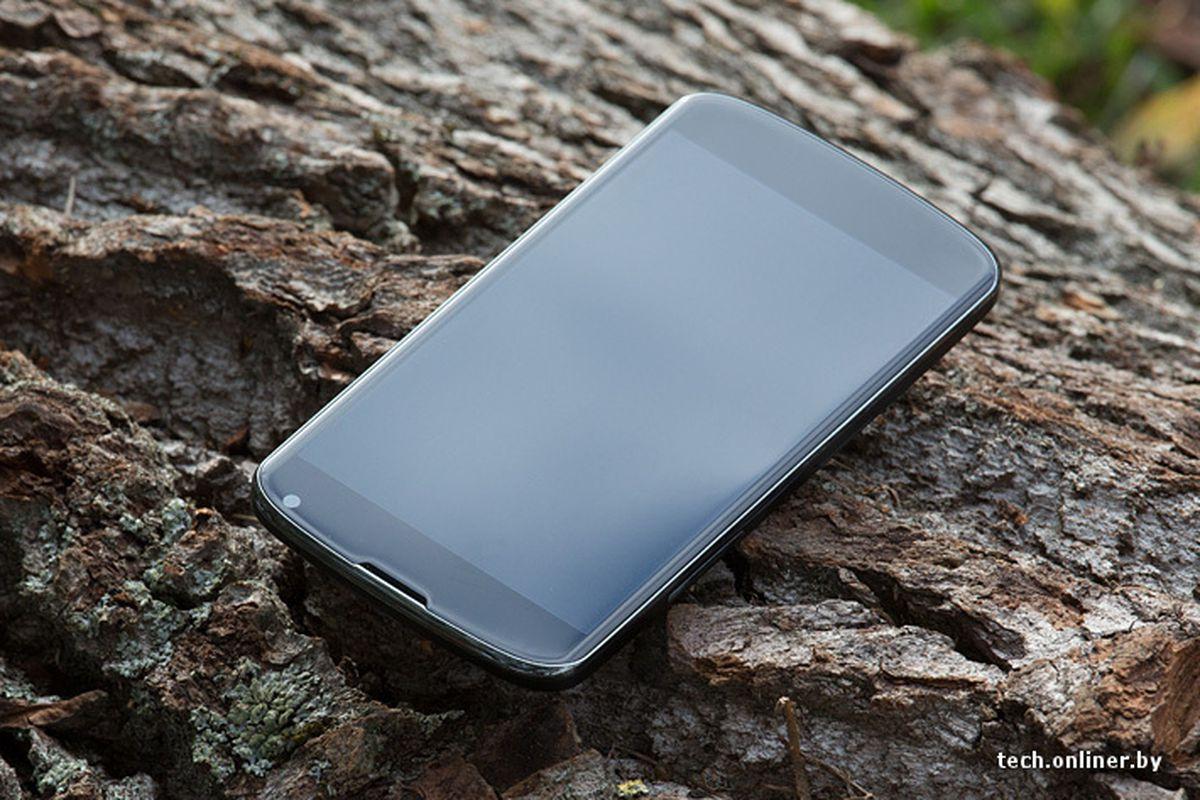 ONLINER LG Nexus 4 Leak