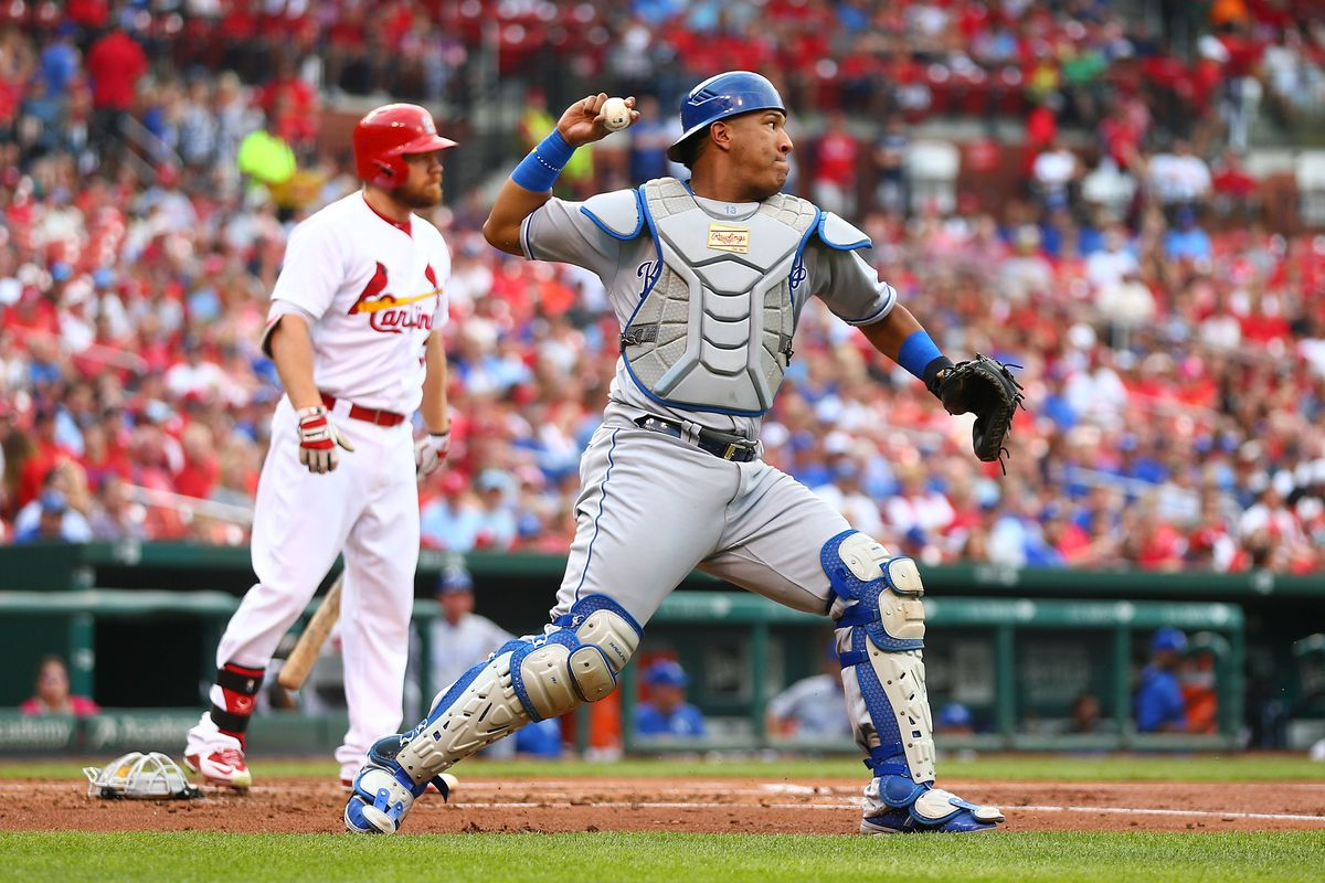Kansas City Royals v St Louis Cardinals