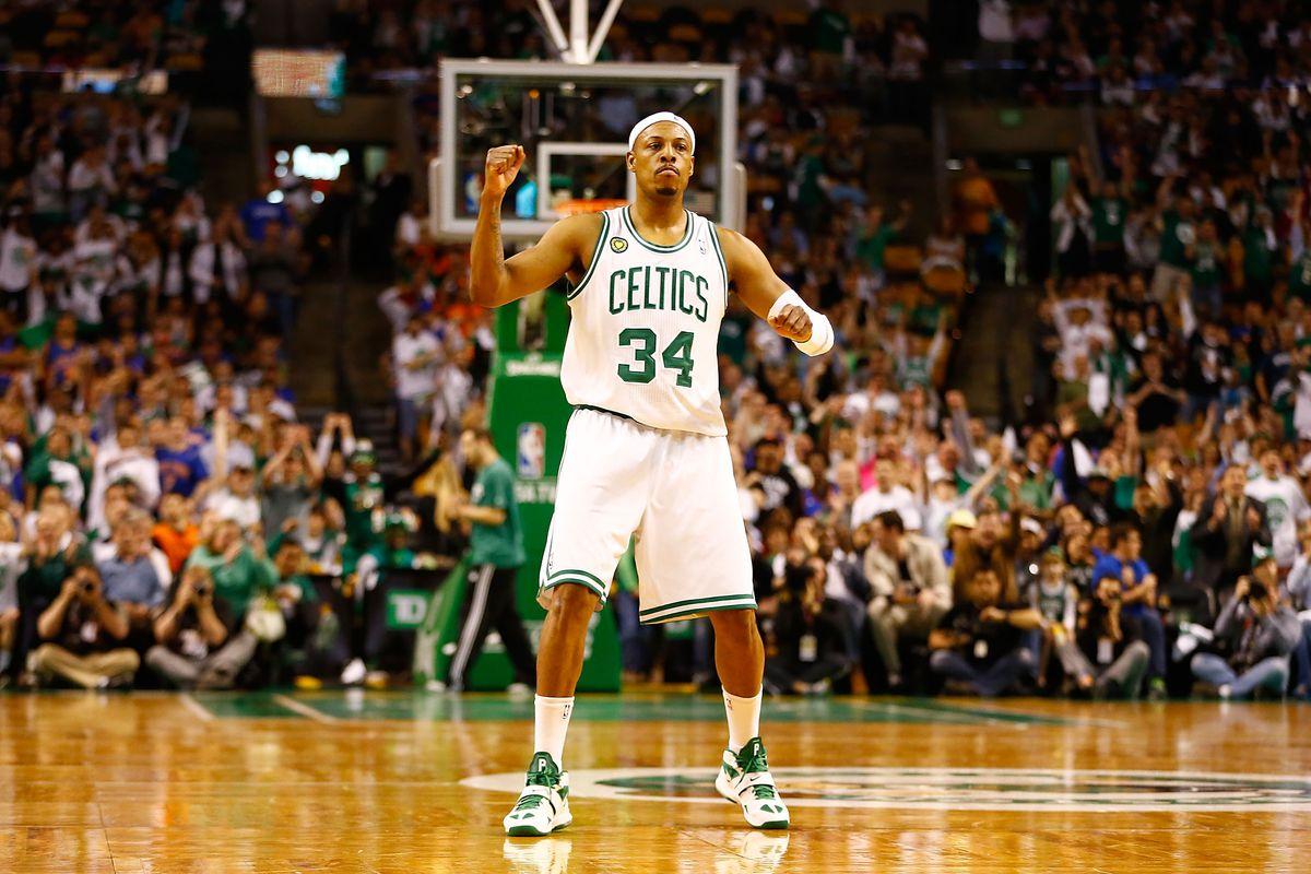 New York Knicks v Boston Celtics - Game Four