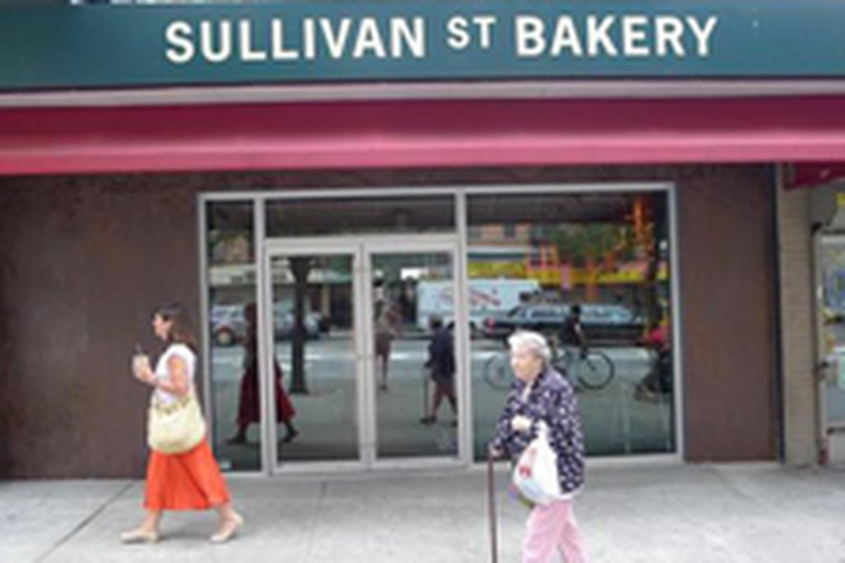 Sullivan street bakery crave fishbar maoz all open for Crave fish bar