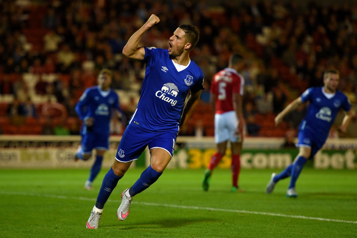 Mirallas has fallen out of favor at Everton. He could be an option at Milan.