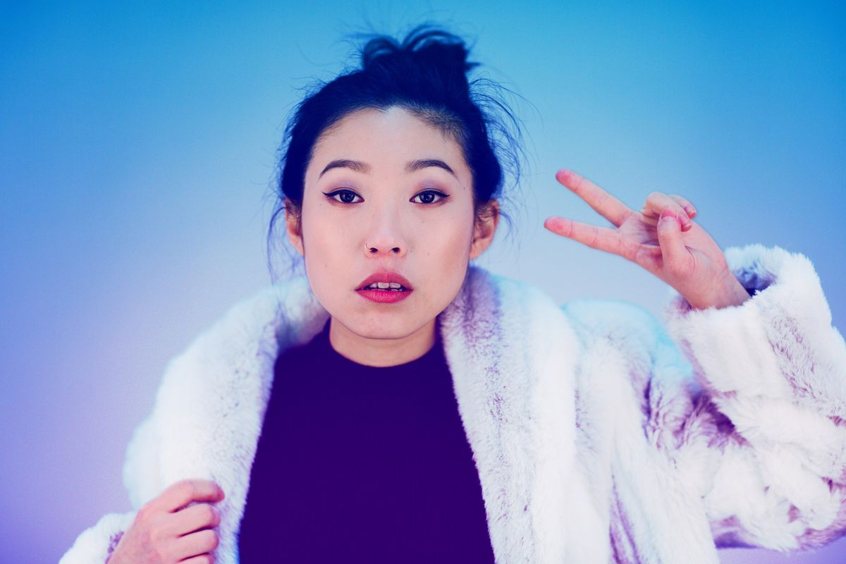Awkwafina Won't Let You Forget Her Name - The Ringer