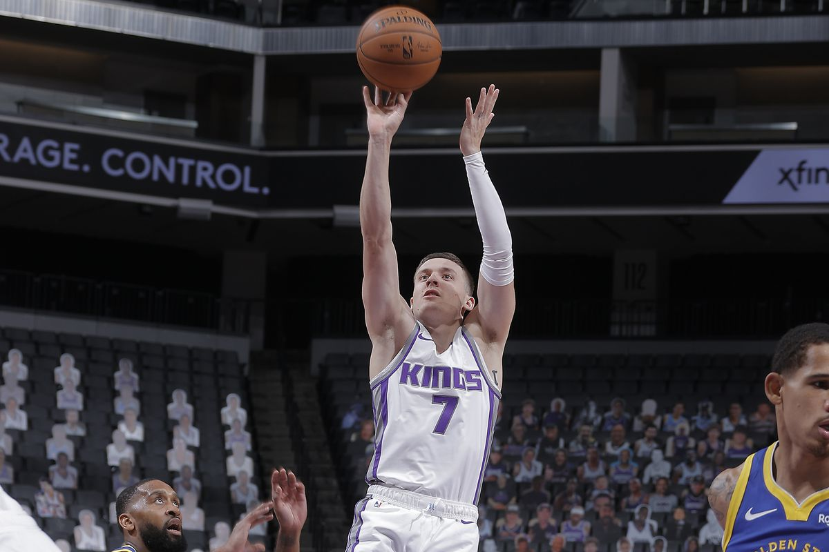 Kyle Guy drains buzzer-beater to give Kings second straight preseason win -  Sactown Royalty